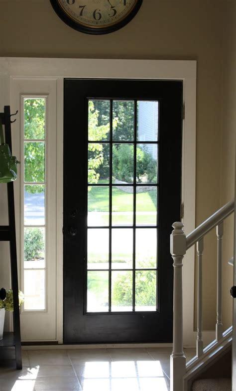 Best 25+ Glass Front Door Ideas On Pinterest  Front Doors