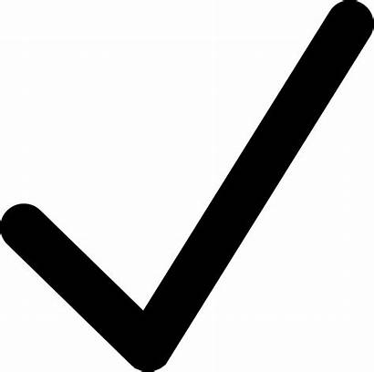 Check Mark Sign Transparent Icon Background Tick