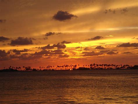 engine engine sunset san juan puerto rico