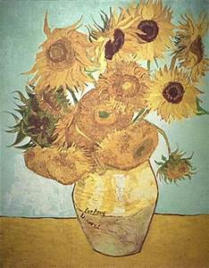 Vase with Twelve Sunflowers | Tardis | FANDOM powered by Wikia