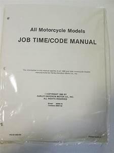 1982 Harley Sportster Manual