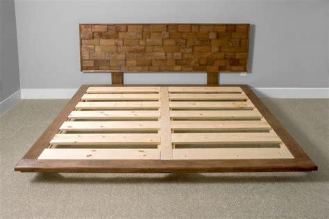 diy platform bed frame  beautiful  modern diy