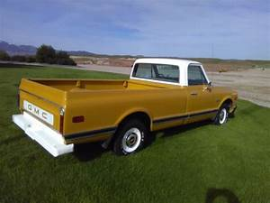 1972 Gmc Truck For Sale