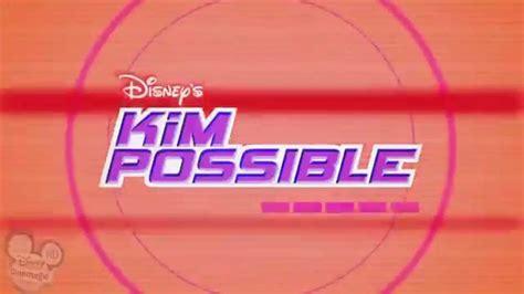 Kim Possible Intro In G Major
