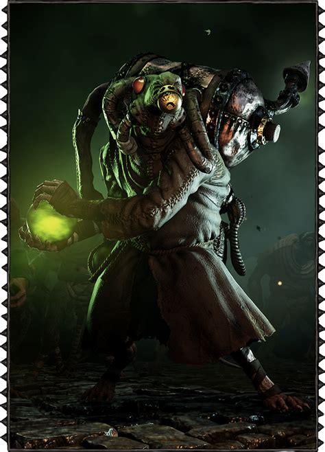 warhammer  times latest character   poison wind globdier vg