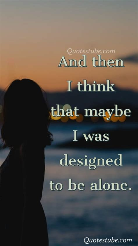 Heart Touching Quotes for Lonely people   by Quotes tube ...