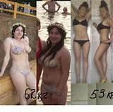 Как немножко похудеть за неделю
