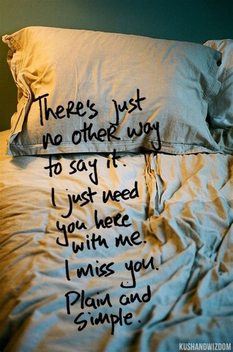 I Want You Here With Me Quotes