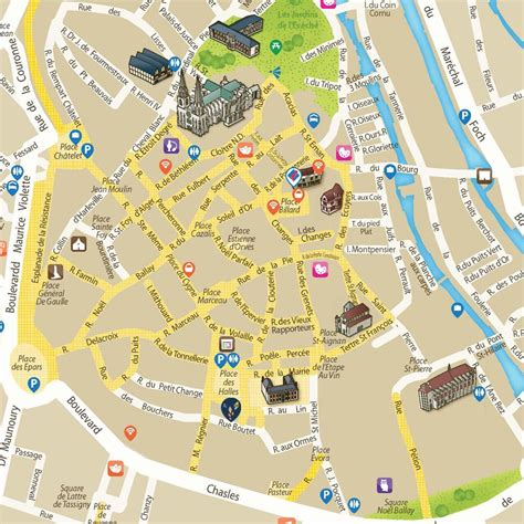 chambres d hotes chartres centre ville situation chambres d h 244 tes chartres l escale en couleur