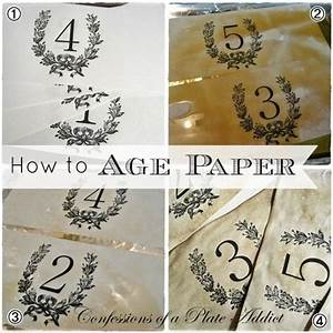 Frenchy {Aged Paper} Candle Wraps Wraps, Diy decoration