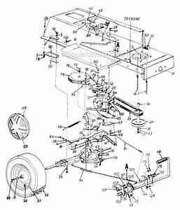 1996 Mtd 15 5 Hp 42 Manual