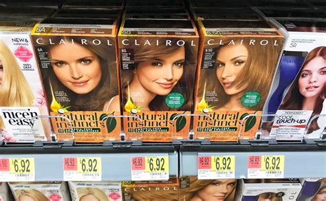 Clairol Natural Instincts Hair Color, Only 2 At Walmart