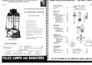 Tilley Lamp Spares