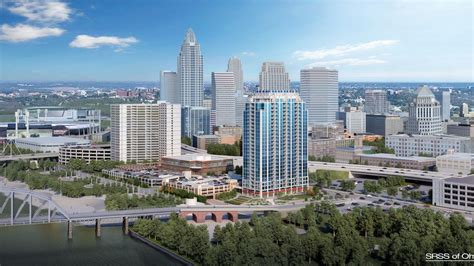 cincinnati skyhouse projects riverfront development tower council apartment business