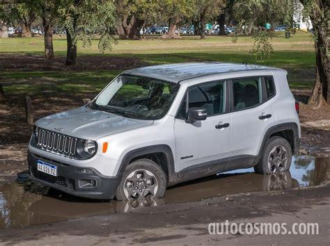 jeep renegade nuevos km precios del catalogo  cotizaciones