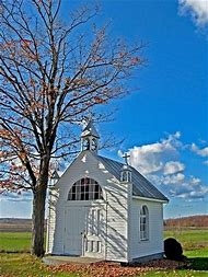 Little White Country Church