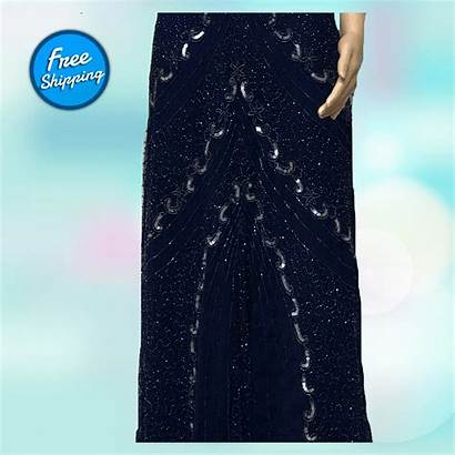Cocktail Navy Formal Wear Silhouette