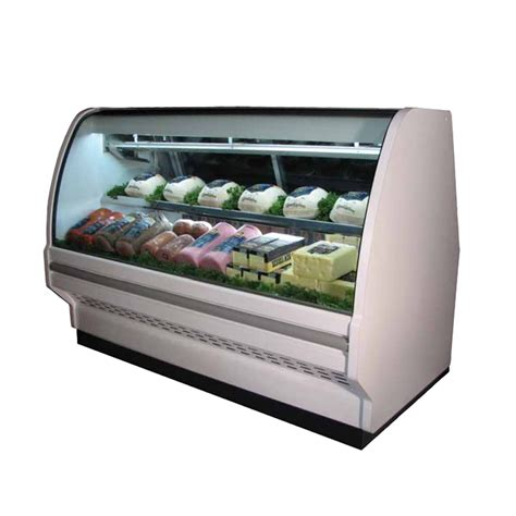 glass ls for sale howard mccray sc cds40e 4c ls 51 quot refrigerated deli curved