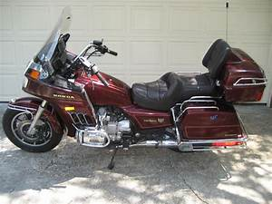1985 Honda Gl 1200 Gold Wing  Pics  Specs And Information