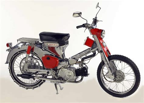 Honda Ct 90, The First Atv