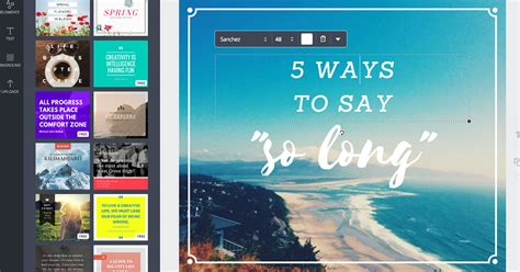 Canva, Adobe Spark And 29 Other Apps That Let You Design