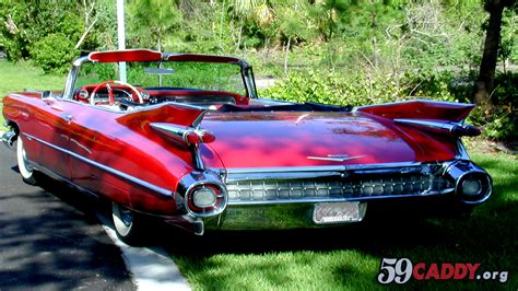 59 Cadillac Convertible Forsale