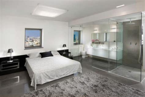bedroom bathroom ideas bedroom and bathroom 2 in 1 suites clever combos or risky designs