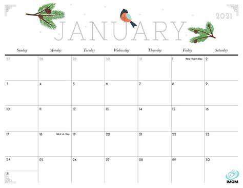 31+ Imom Free Printable Calendar 2021  Pics