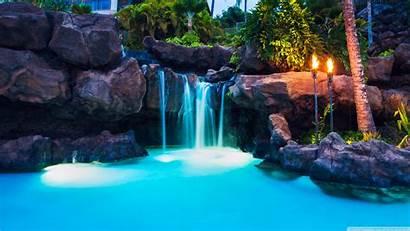 Tropical Resort Uhd 4k Background Desktop Wallpapers