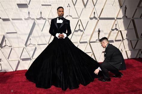 Pose Star Billy Porter Shuts Down Oscars Red Carpet