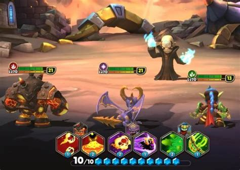 Skylanders Ring Of Heroes Cave Of Gold