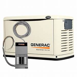 Generac 48 Kw Generator Installation Manual