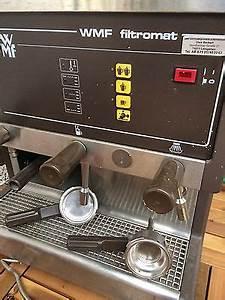 Wmf Kaffeemaschine Gastro : wmf filtromat kaffeemaschine siebtr ger gastronomie eur 45 00 picclick de ~ Eleganceandgraceweddings.com Haus und Dekorationen