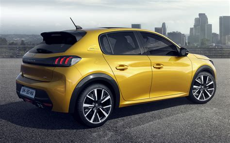 Peugeot 208 Hd Picture free 2019 peugeot 208 gt line wallpapers and hd