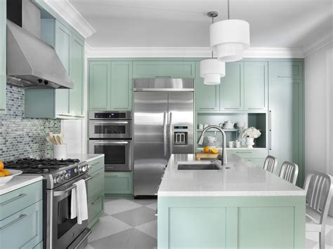 blue kitchen cabinets paint colors kitchen cabinets colors ideas for best appearance 17440