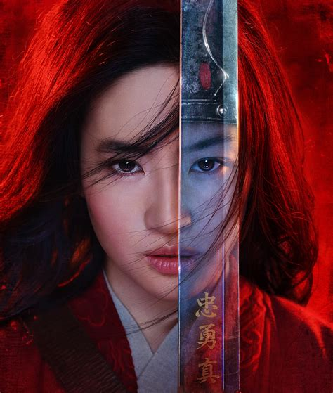 mulan   poster wallpaper hd movies  wallpapers