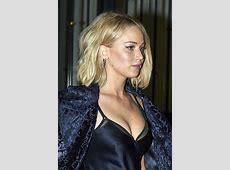 Jennifer Lawrence Style Leaving the Asador Donostiarra