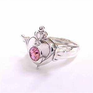 crunchyroll bandai premium offers quotsailor moon super squot ring With anime wedding rings