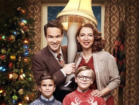 'a Christmas Story Live!' Seeks To Blend Appeal Of Film