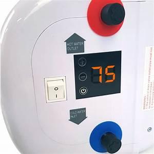 Duoetto 12v    240v Digital Hot Water Heater