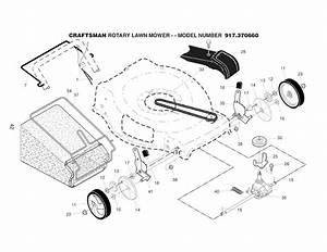 Craftsman 917370660 User Manual Mower Manuals And Guides