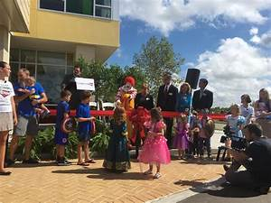 Ronald McDonald House Opens their Nemours Children's ...