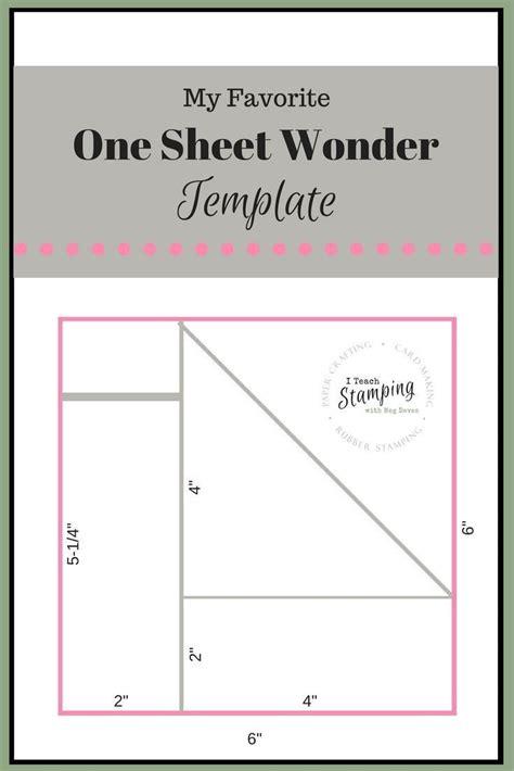 sheet  template  batch card making card