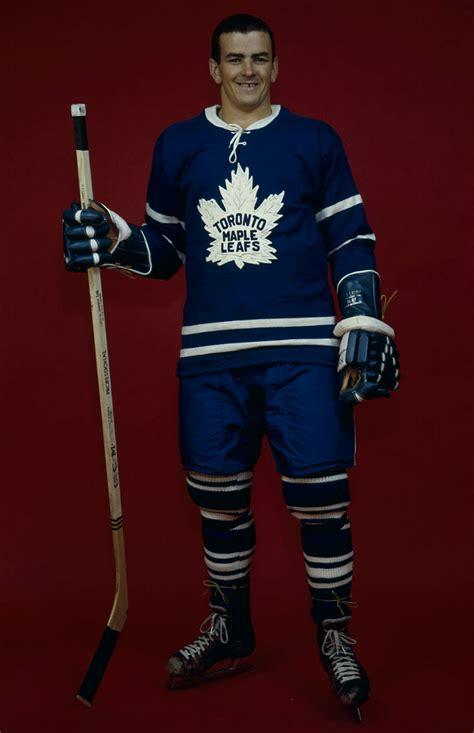 Dave Keon Toronto Maple Leafs 1961 | HockeyGods