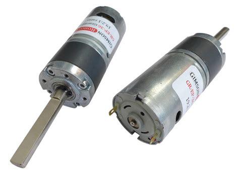Compact Electric Motor compact 36mm planetary gearmotor 19 2 1 ratio gimson