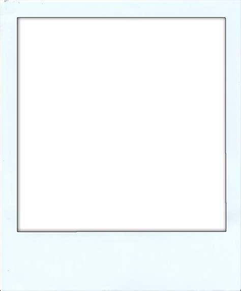 polaroid template polaroid frame template by axel230 on deviantart