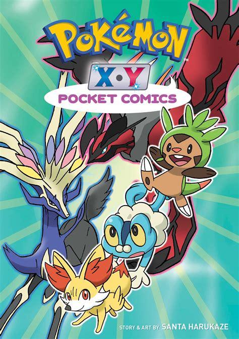 pok 233 mon x y pocket comics book by santa harukaze