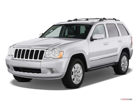 cherokee jeep 2008 2008 jeep grand cherokee prices reviews and pictures u