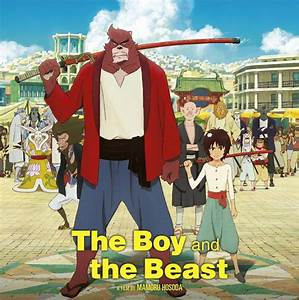 The Boy And The Beast To Begin Screening In Cinemas From
