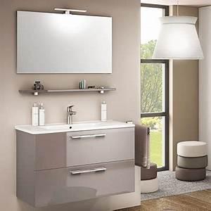 Meuble Salle De Bain Aubade : meuble salle de bain villeroy et boch 1 meuble salle de ~ Dallasstarsshop.com Idées de Décoration